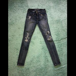 American Eagle size two jeans